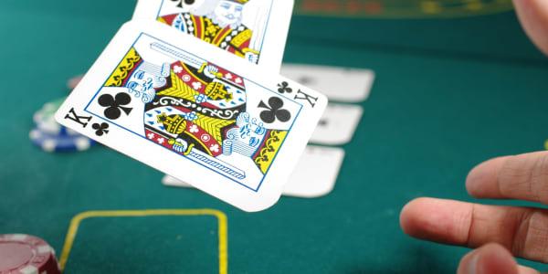 Variasi Blackjack Dalam Talian Paling Banyak Dimainkan