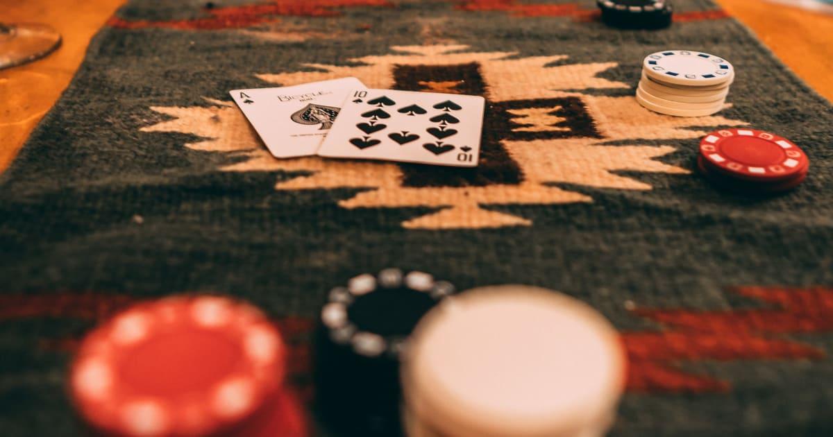 Bagaimana Meningkatkan Peluang Anda dan Mengurangkan Tepi Rumah di Blackjack Dalam Talian